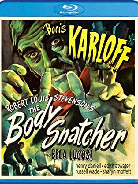 O TÚMULO VAZIO (The Body Snatcher, 1945)