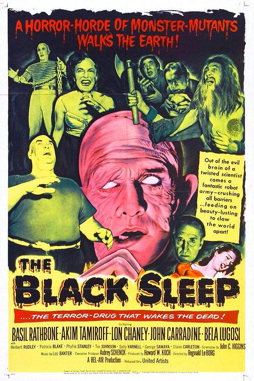 A TORRE DOS MONSTROS (The Black Sleep, 1956)