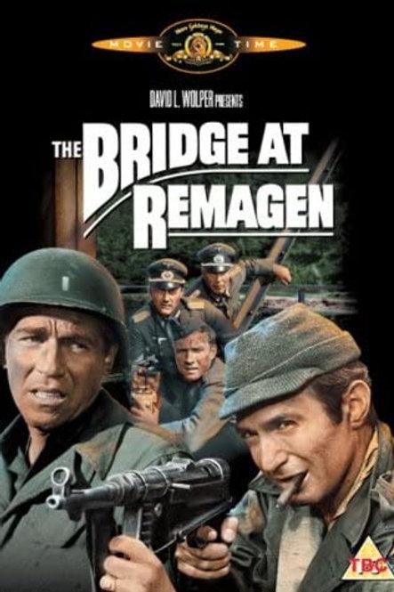 A PONTE DE REMAGEM (The Bridge at Remagen, 1969)