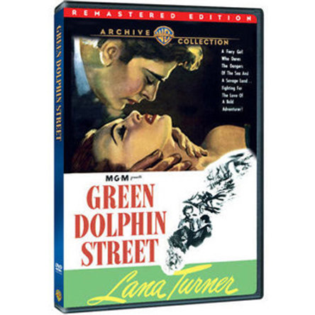 A RUA DO DELFIM VERDE (Green Dolphin Street, 1947)