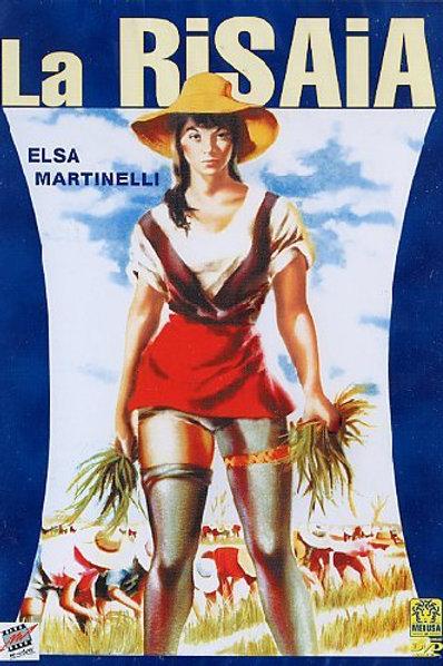 ARROZ MALDITO (La Risaia, 1956)