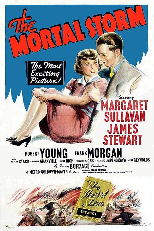 TEMPESTADE D'ALMA (The Mortal Storm, 1940)