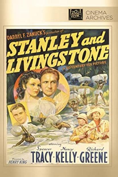 AS AVENTURAS DE STANLEY E LIVINGSTONE (Stanley & Livingstone, 1939)
