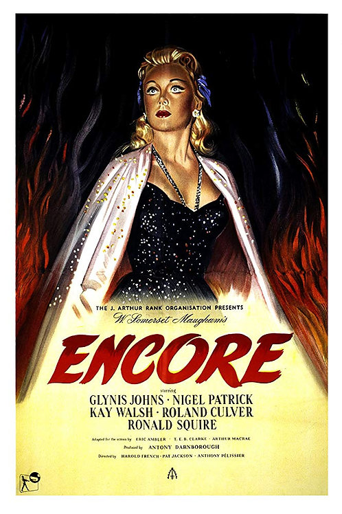 GIGOLÔ E GIGOLLETE (Encore, 1951)