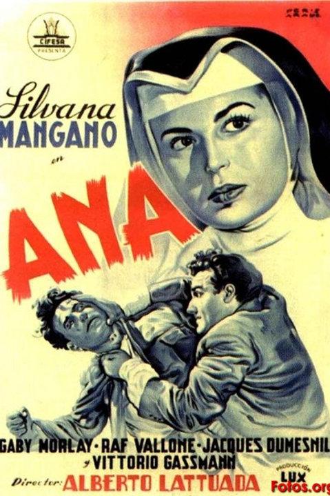 ANA (Anna, 1951) - Legendado