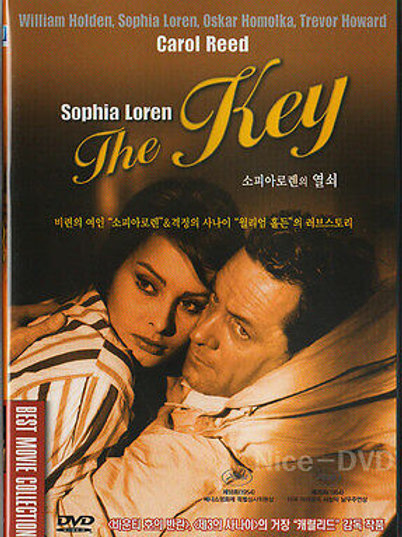 A CHAVE (The Key, 1958)