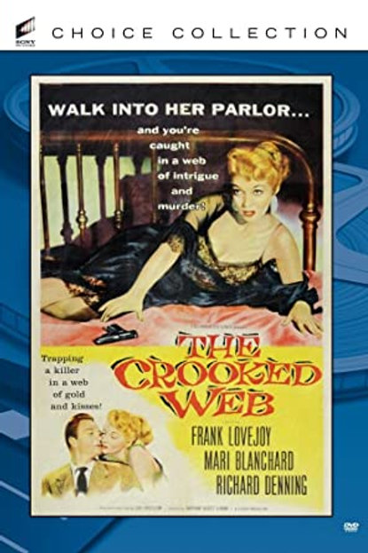 A CILADA (The Crooked Web, 1955)