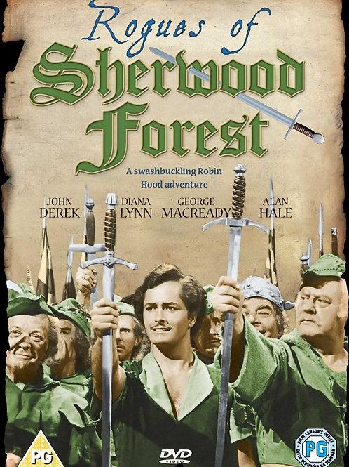 O CAVALEIRO DE SHERWOOD (Rogues of Sheerwood Forest, 1950)