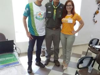 Assinatura do Termo de Parceria com os Escoteiros do Brasil
