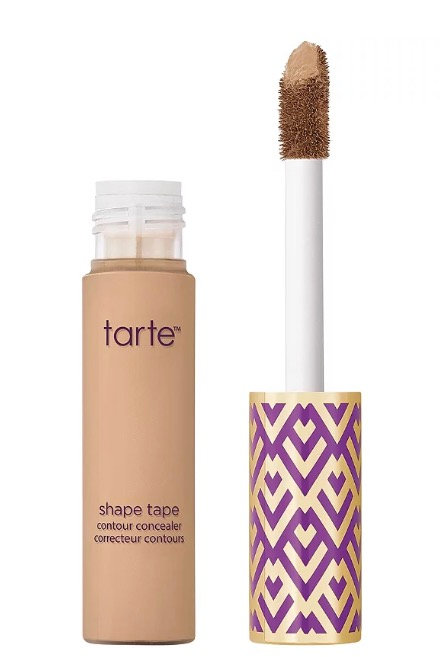 Tarte Shape Tape Concealer 36S medium-tan Sand
