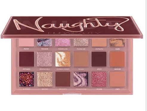 DA BEAUTY Naughty Nude Eyeshadow Palette with box out