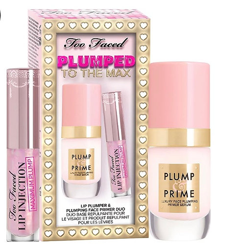 Too Faced Plumped Up To The Max Lip & Face Duo