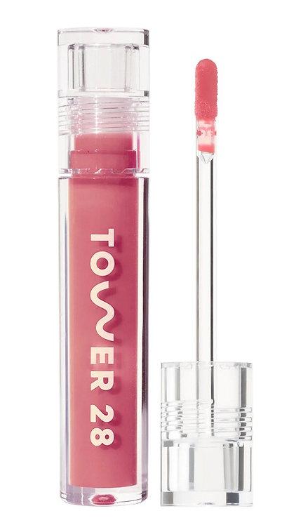 Tower 28 Beauty ShineOn Milky Lip Jelly Gloss (coco)