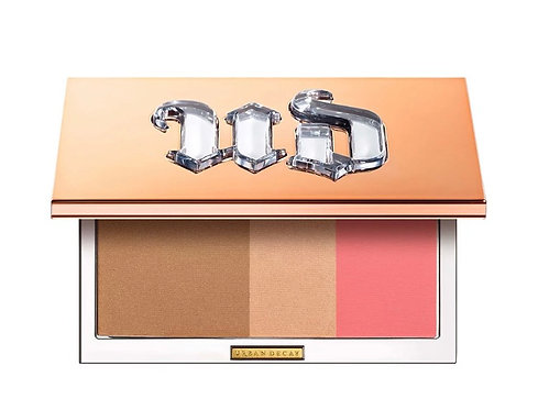 Urban Decay Cosmetics Stay Naked Threesome Blush, Bronzer, & Highlighter Palette
