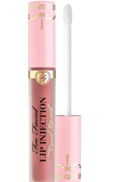 Too Faced Lip Injection Power Plumping Cream Liquid Lipstick