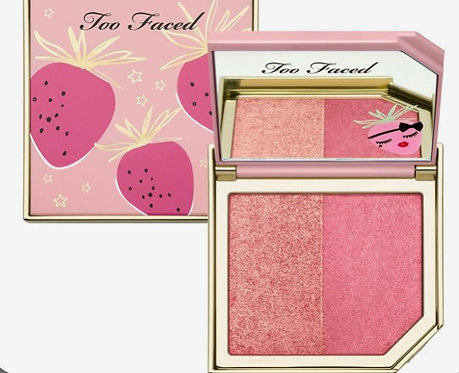 Too Faced Tutti Frutti Fruit Cocktail Blush Duo