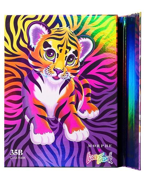 Morphe Morphe X Lisa Frank 35B By Lisa Frank Artistry Palette