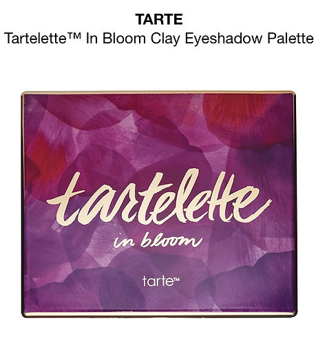 TARTE  TARTALETTE IN BLOOM PALETTE