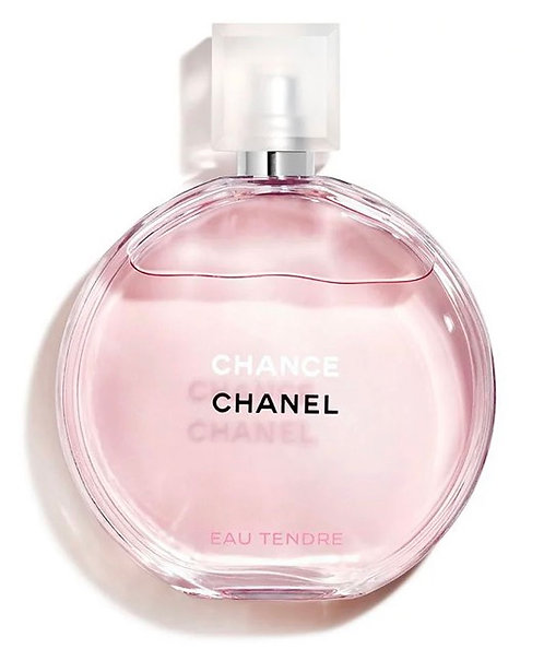 CHANEL CHANCE EAU TENDRE Eau de Toilette  Spray 3.4fl oz