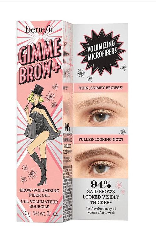 Benefit Cosmetics Gimme Brow+ Tinted Volumizing Eyebrow Gel(medium brown 3.75)