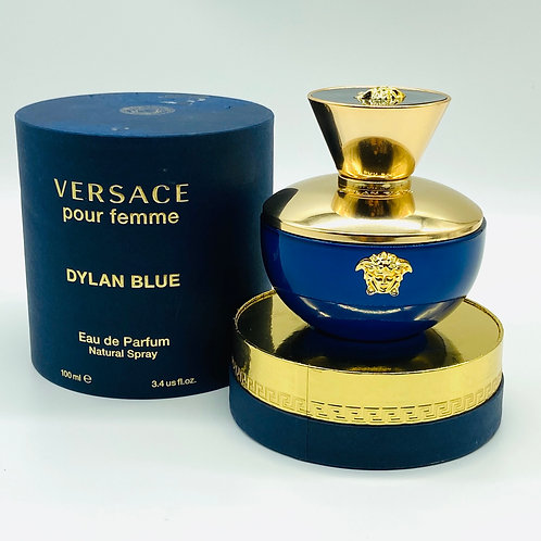 VERSACE Dylan Blue 3.4oz. Femme Eau De Perfum