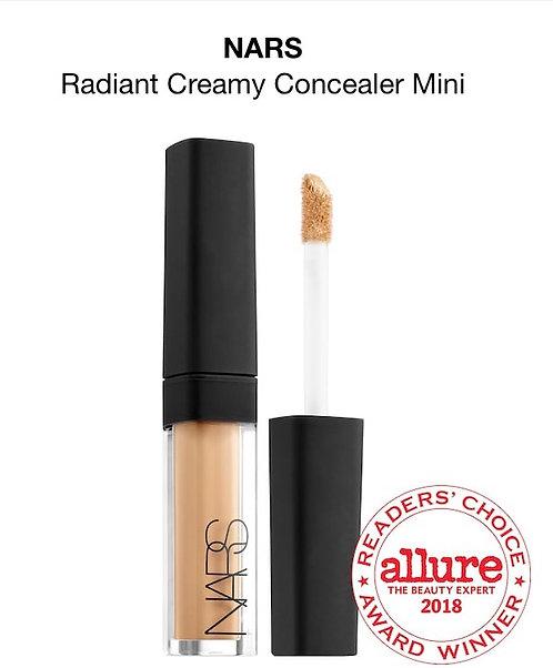 NARS  Radiant Creamy Concealer MiNi ANTI-CERNES CUSTARD MEDIUM 1