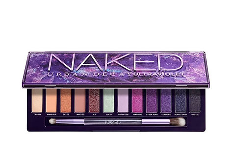 Urban Decay Cosmetics Naked Ultraviolet box not Included.