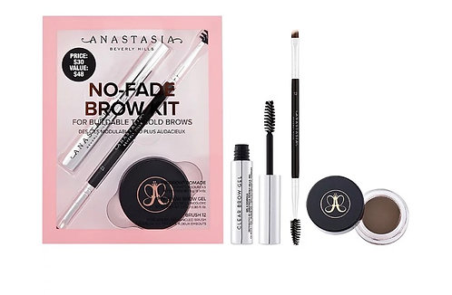 Anastasia Beverly Hills No-Fade Brow Kit for Buildable to Bold Brows