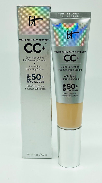 It Cosmetics CC+ Full Coverage Cream +Anti-Agin SPF50+ Fair Light