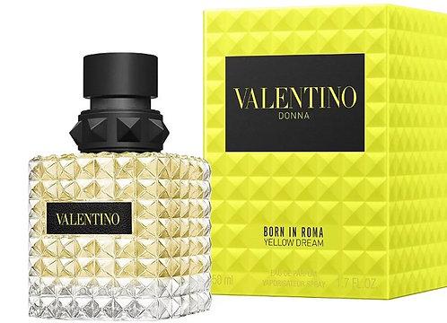 Valentino Donna Born In Roma Yellow Dream Eau de Parfum(3.4fl oz)