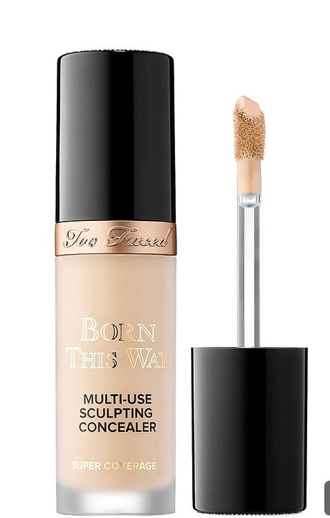 Too Faced Born This Way Super Coverage Multi-Use Concealer(Almond)