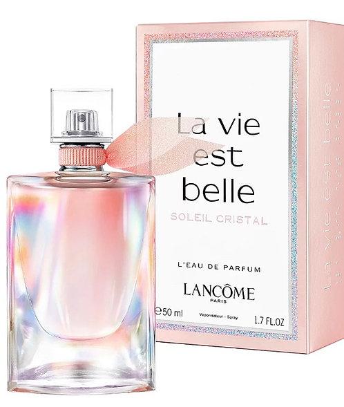 Lancôme La Vie Est Belle Soleil Cristal Eau de Parfum(1.7fl oz)