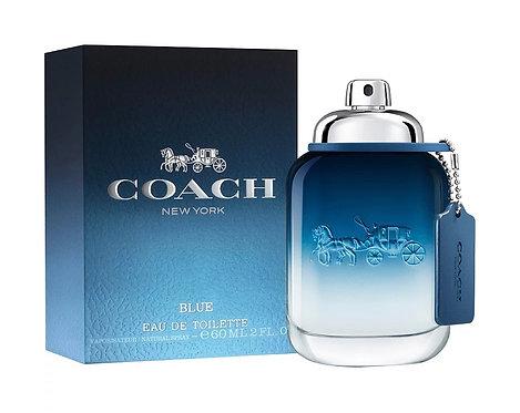 Coach Man Blue Eau de Toilette 3.3oz