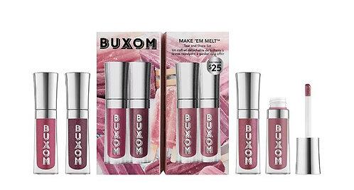Buxom Make 'Em Melt Tear and Share Set