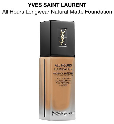 YSL ALL HOURS  BD55 Warm Toffee 0.84oz.
