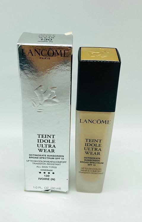 Lancôme Teint Idole Ultra Wear 130 Ivore N