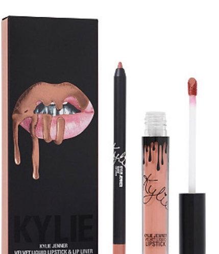 Kylie Jenner Velvetliquid Lipstick (Candy K)
