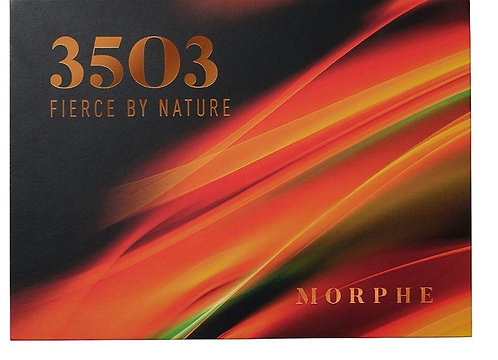 MORPHE 3503 FIERCE BY NATURE PALETTE
