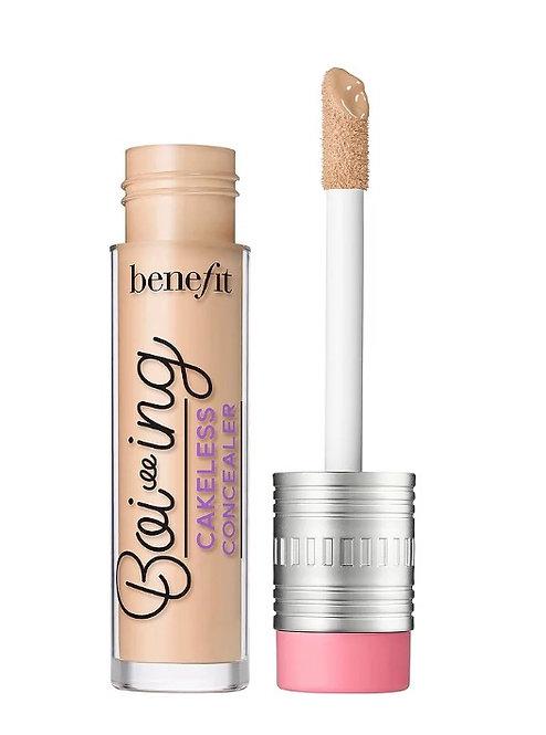 Benefit Cosmetics Boi-ing Cakeless Full Coverage Waterproof Liquid Concealer No4