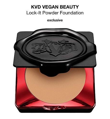 KVD LOCK-IT Powder Foundation Medium 150 Box not Included.
