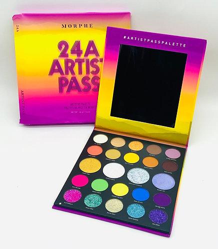 MORPHE 24A ARTIST PASS Palette