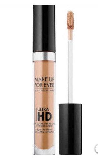 Make Up for Ever 34 Golden Sand Ultra HD Self Setting Concealer #34