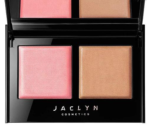 Jaclyn Cosmetics Bronze & Blushing Duo