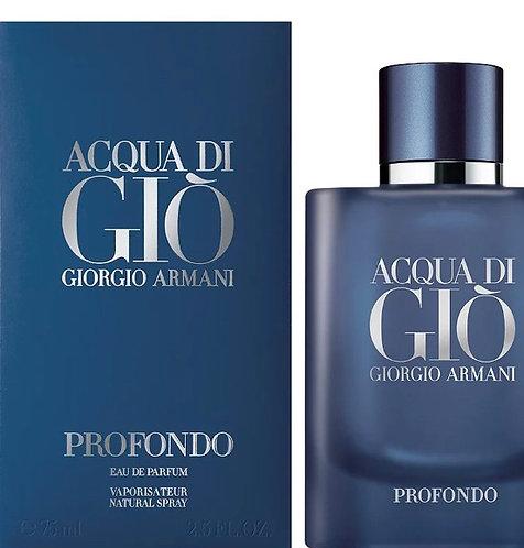 ARMANI Acqua di Giò Profondo Eau de Parfum (2.5fl oz)
