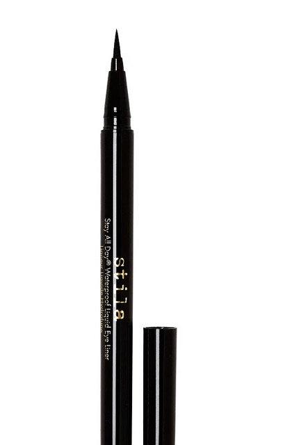 Stila Stay All Day Waterproof Liquid Eyeliner(intense black)
