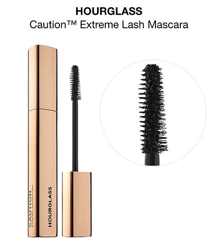 HOURGLASS EXTREME LASH MASCARA BLACK 0.33oz.