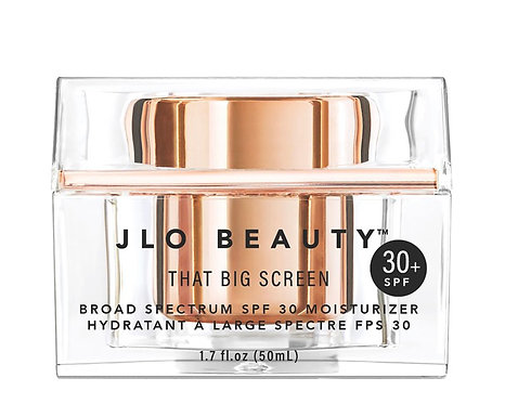 JLo Beauty That Big Screen Moisturizer with Broad Spectrum SPF 30
