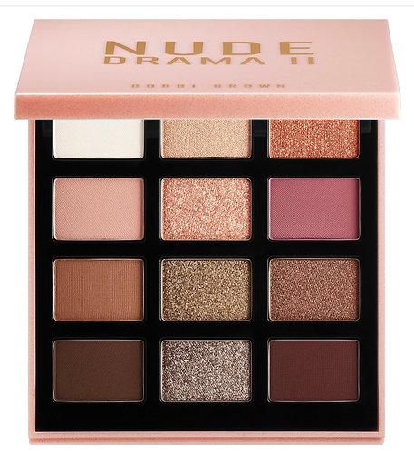 Bobbi Brown Nude Drama II Eyeshadow Palette without Box