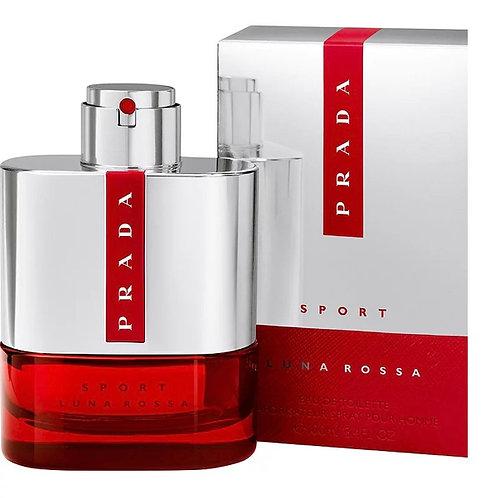 Prada Luna Rossa Sport Eau de Toilette without box (3.4fl oz)