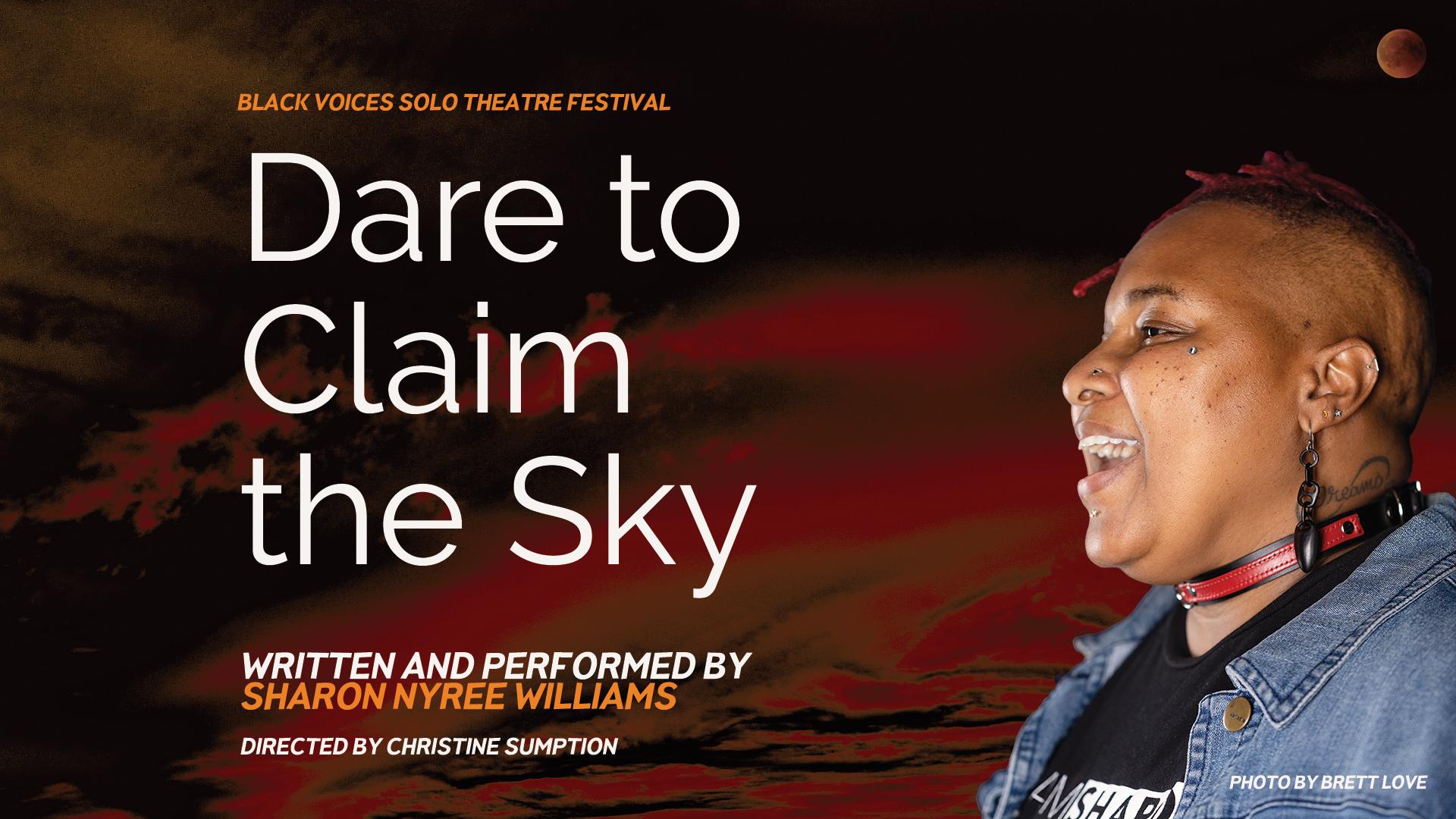 Dare to Claim the Sky Feb 6 @ 7pm PST